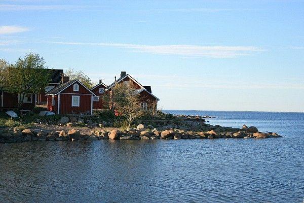 Lohtaja, Ohtakari. Northern Ostrobothnia province of Finland - Pohjois-Pohjanmaa, - photo Paula Mikkonen