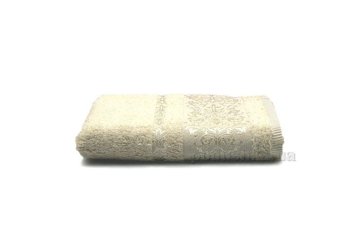 Полотенце махровое Home line Bamboo new кремовое