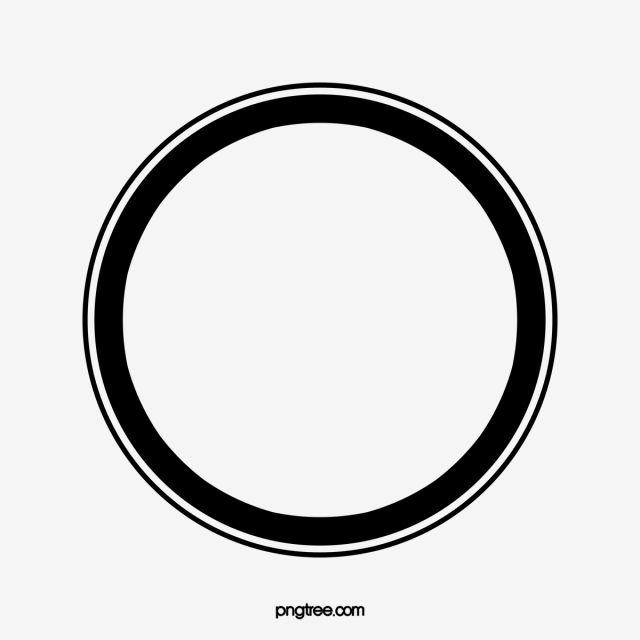 Black Circle Png And Psd Circle Logo Design Round Logo Design Dark Background Wallpaper