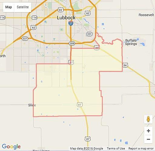 40 Lubbock Zip Code Map Kw5k Di 2020