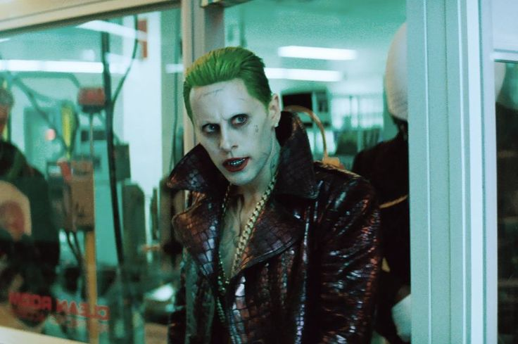 "Jared Leto as The Joker for ""Suicide Squad"" (2016)  