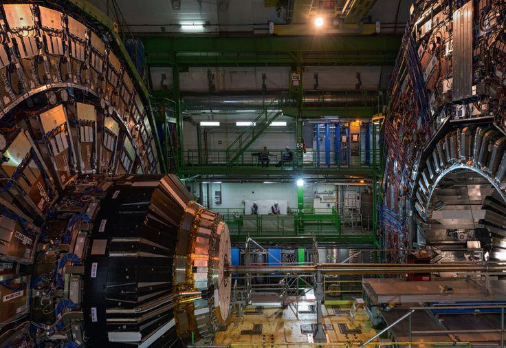 Andri Pol - Inside CERN