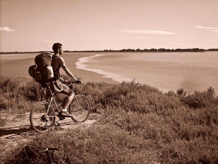 I Viaggi in bici di #ZetaBlue Blog.  Luca ci porta a conoscere la sua passione e il suo amore sul viaggiare in bicicletta per l'Italia e per l'Europa.