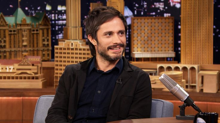 While promoting his new film 'Rosewater' Gael Garcia Bernal stopped by the 'Tonight Show' with Jimmy Fallon.