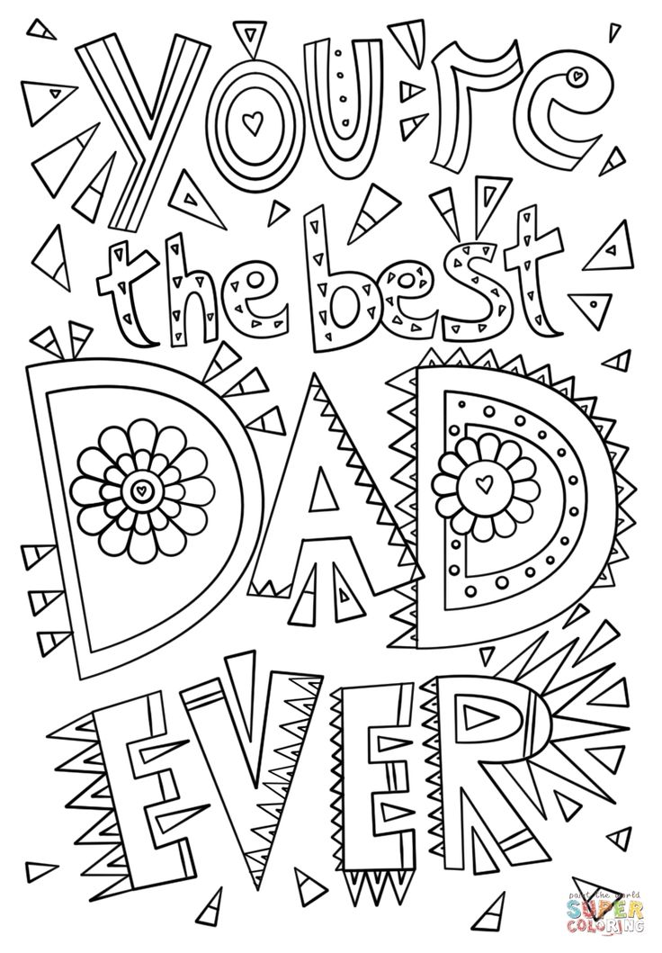 Best Of Hard Adult Coloring Pages to Print Fathers Day