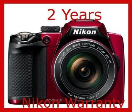 Nikon P500 Digital Camera P 500 Redbest price in India at Rs.19,825. shop #Nikon P500 Digital Camera P 500 Red online -#Cameras & Optics  from Rediff Shopping.