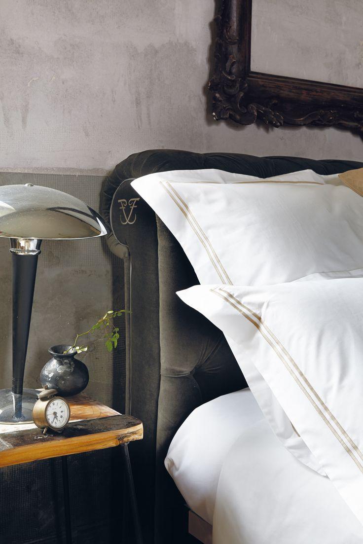 #Frette luxury bedlinen