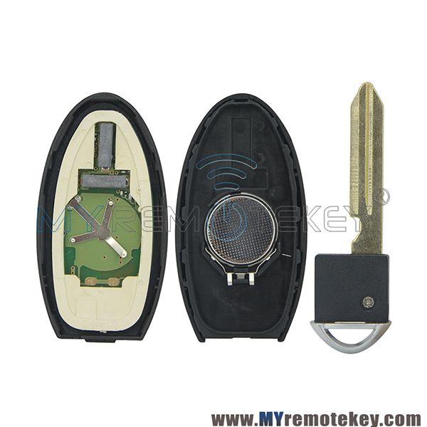 CWTWBU735 For 2007 2008 Nissan 2011 2012 Maxima Sentra Remote Key Fob 315MHz