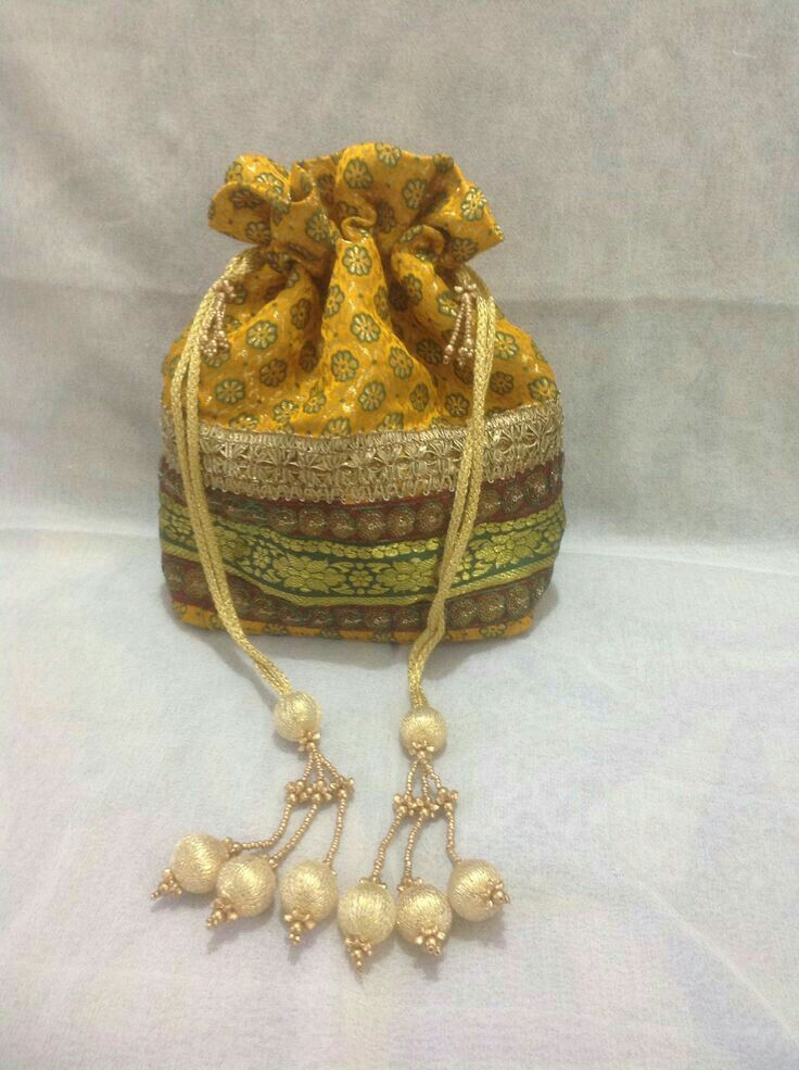 The 24 Best Of Potlis N Clutches Images On Pinterest Potli Bags