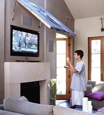 Where To Put A Television My Better Homes And Gardens
