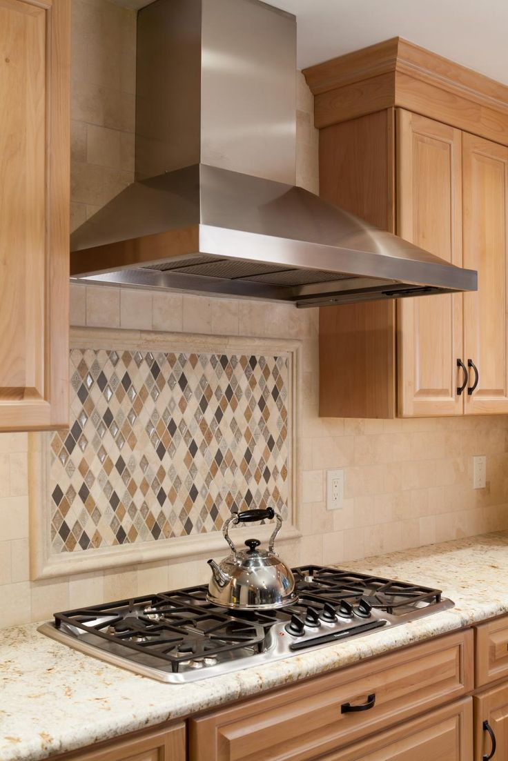 A Unique Backsplash Is Always A Favorite Element In A