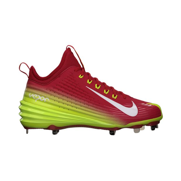 The Nike Lunar Vapor Trout Men\u0027s Baseball Cleat.