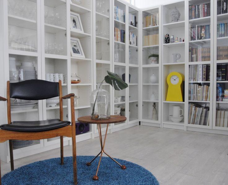 Eclectic - Retro- Interior - IKEA - Teak