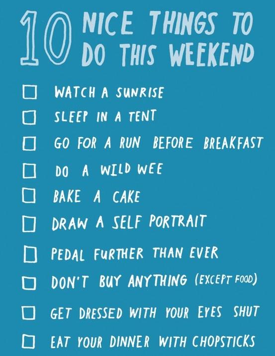 Howies - 10 nice things