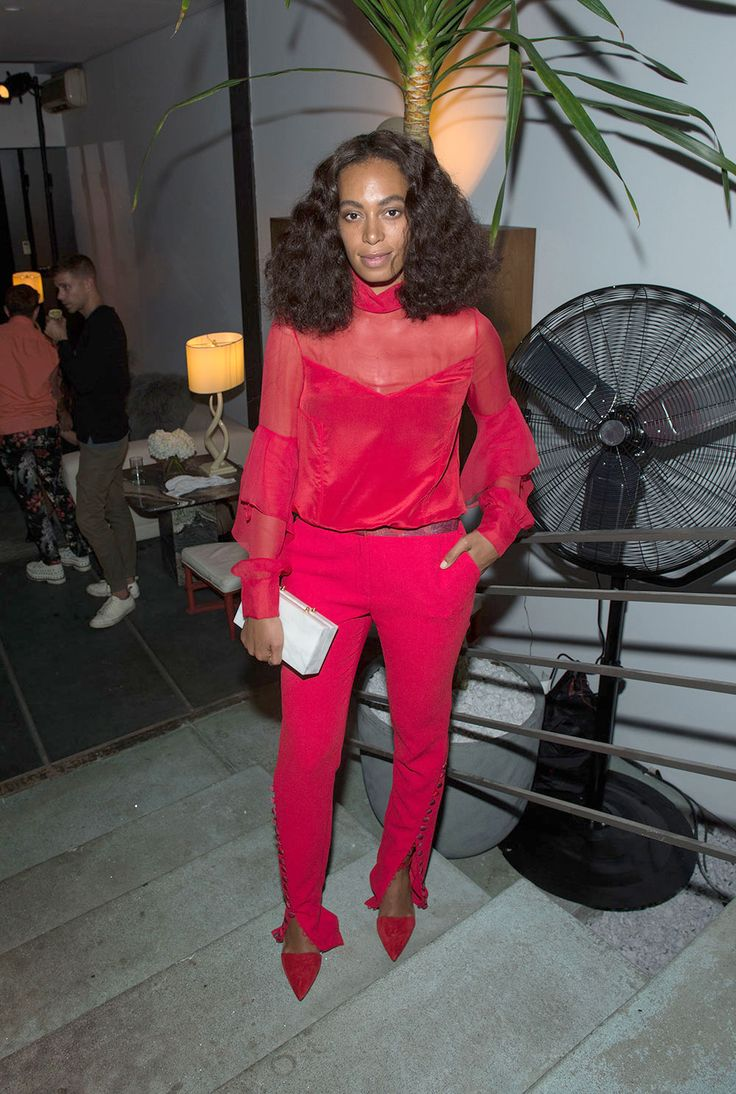 Solange Knowles, House of Peroni