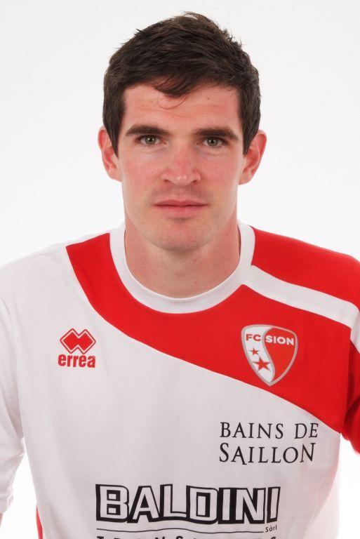 Kyle Lafferty (FC Sion)