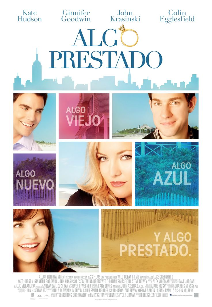2011 / Algo prestado - Something borrowed - tt0491152