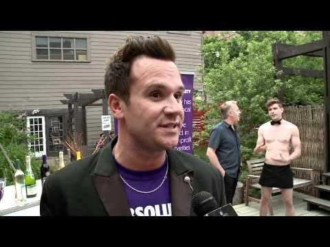 CLIMAX Fundraiser To Combat Homophobic Bullying Pt.2 on ichannel @berkeleychurch
