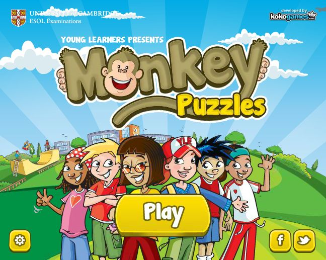 Blog de los niños: Juegos educativos para aprender inglés. Cambridge English.