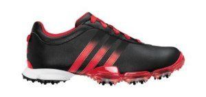 Adidas Signature Paula 2.0 Golf Shoes Women's Black/Neon 11 by adidas. $120.00. adidas Ladies Signature Paula 2.0 Golf ShoesSignature Style! Made To Last & Grip Better When You Swing! This pro golf shoe features enhanced grip and a low profile for a more powerful swing, CLIMAPROOF technology that makes this shoe 100% waterproof, and they're all backed by a two-year manufacturer's waterproof warranty. adidas Signature shoes combine tour-proven technologies with a...