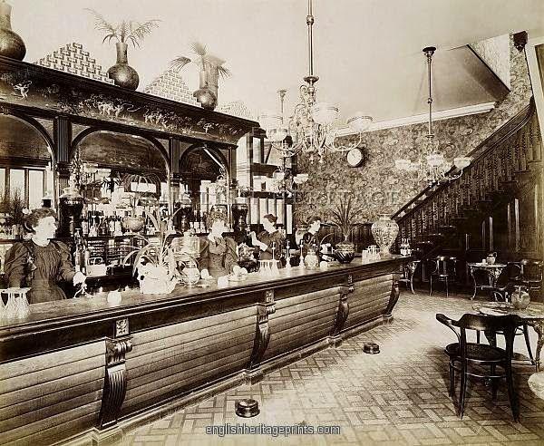 Tower Bridge Hotel ~ Bermondsey, London, 1897.