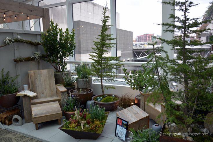 Pelageya: Миниатюрные сады с выставки в Сиэттле