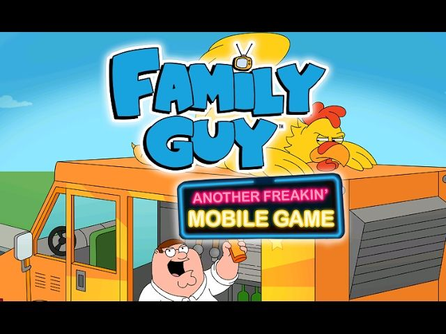 Family Guy Freakin Mobile Game - New on Android & iOS This Summer - http://appinformers.com/family-guy-freakin-mobile-game-cheats-tipa/9706/