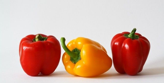 Peppers can encourage proper clotting