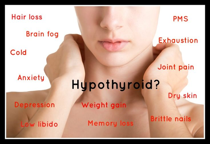 13 Most Common Signs You Have A Thyroid Problem  What To -3589