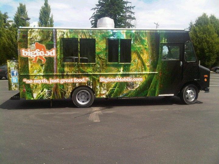 Seattle Food Truck For BigFood Wrapjax Foodtruck Food Tru