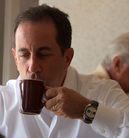 Jerry seinfeld breitling navitimer chrono celebrities watches pinterest jerry for Celebrity wearing breitling