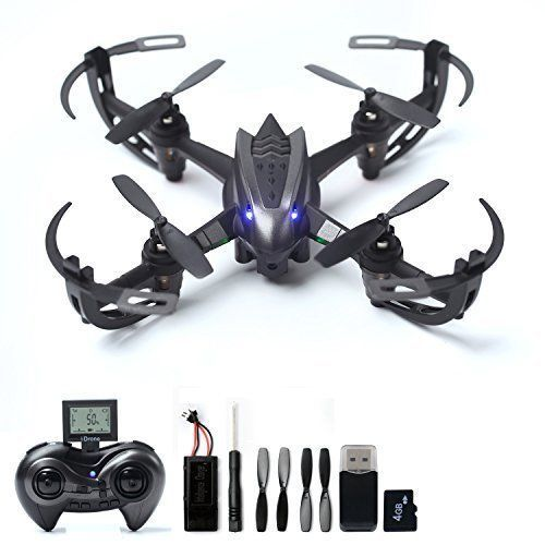 Drone Quadcopter 2MP HD Camera 4CH 6-Axis Gyroscope 2.4 GHz Remote Control NEW #DroneQuadcopter