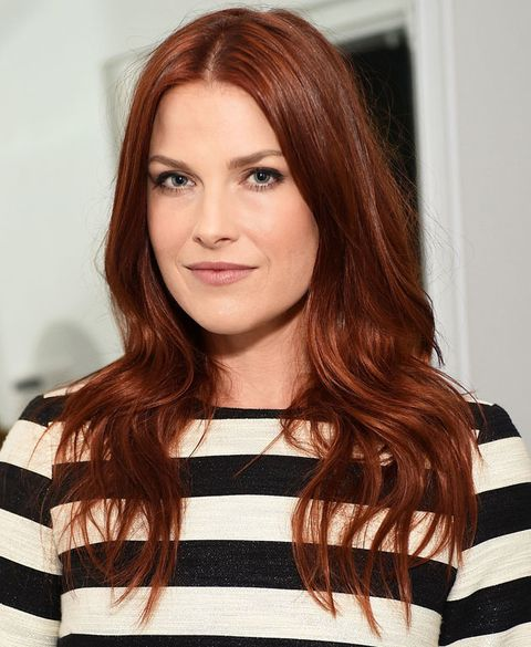 where to buy inexpensive nike shoes Ali Larter  39 s rich auburn hair is giving us serious hair envy for fall