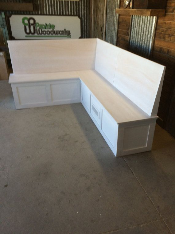Banquette Corner Bench Seat With Storage In 2020 Bench Seating