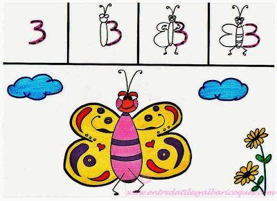 El 3: Una mariposa