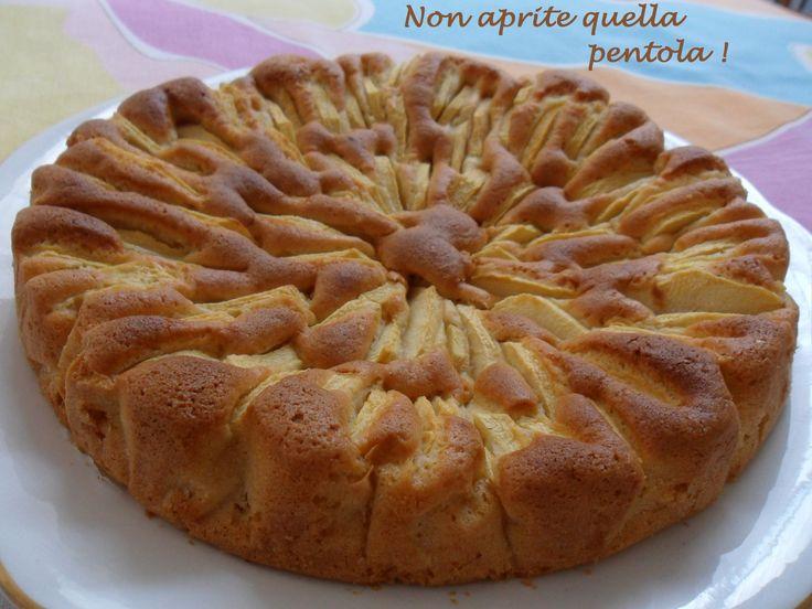 Una torta tradizionale ma sempre buona in ogni occasione: la torta di mele!