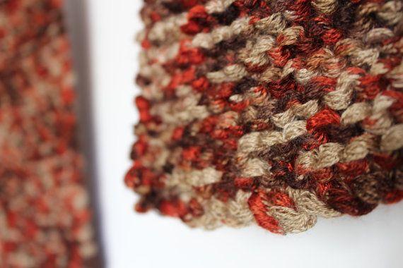 Knitted Scarf, chunky scraf, unisex scarf, mens scarf, ladies scarf, custom scarf,ready to ship, made to order, wool scarf, bulky scarf