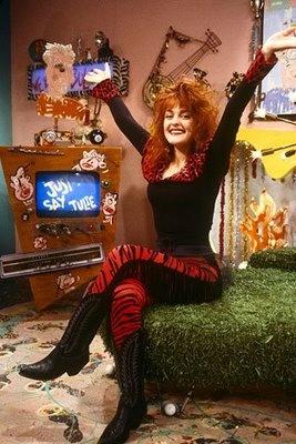 Julie Brown! Love the 80s'