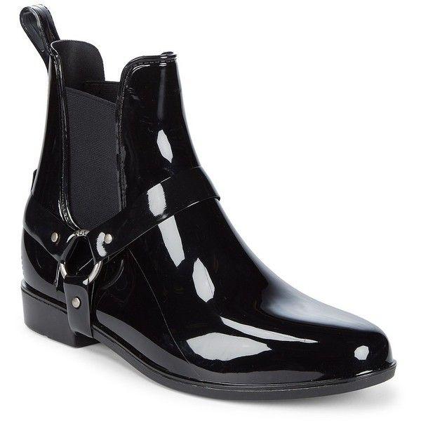 3c1048c0cc17 koi footwear Black Chunky Platform Chelsea Boots - Ecosia