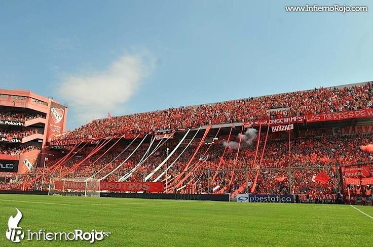 10° Fecha AFA Clausura 2012: Independiente 4 - 1 Racing - PRIMERA PARTE - 1era entrega jugadas y color 28729 - InfiernoRojo | Galería de Fotos