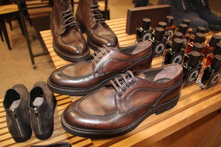 Mino Ronzoni 1953 scarpe #pelle profumata @pittimmagine 91