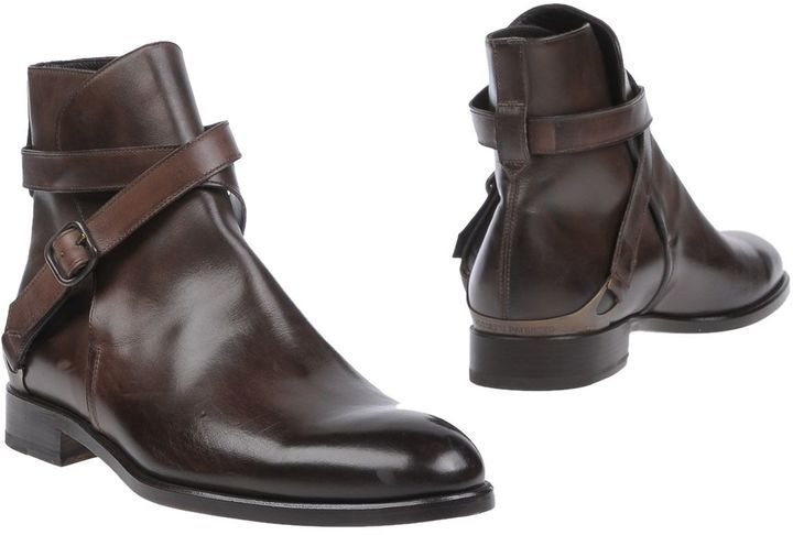 FRATELLI ROSSETTI Ankle boots...