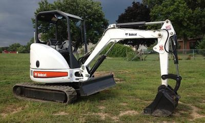 Click On The Above Picture To Download Bobcat Workshop Service Repair Manual: Bobcat 425 Mini Excavator Service Repair Manual In...