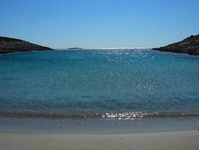 into the blue - Nice shot of #Antiparos Greece