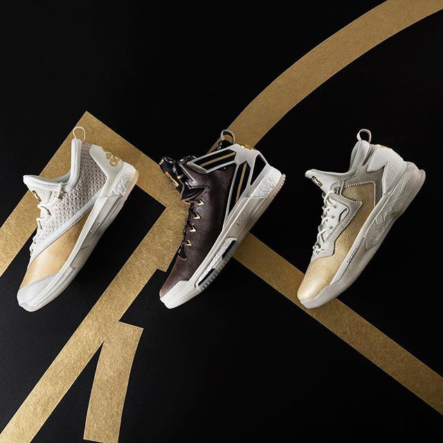 Honoring Jesse Owens' groundbreaking legacy, introducing the 2016 Black History Month Collection.  The collection features the #DLillard2, #DRose6 and #CrazylightBoost 2.5 and will be worn on-court by players during the Martin Luther King Jr. Day games and throughout the month of February.  The #DLillard2 and #DRose6 will be available at retailers later this month.