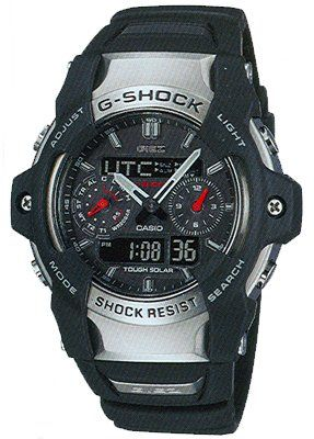 G-Shock Mens Watch G-Shock Giez GS-1050-1ADR - WW