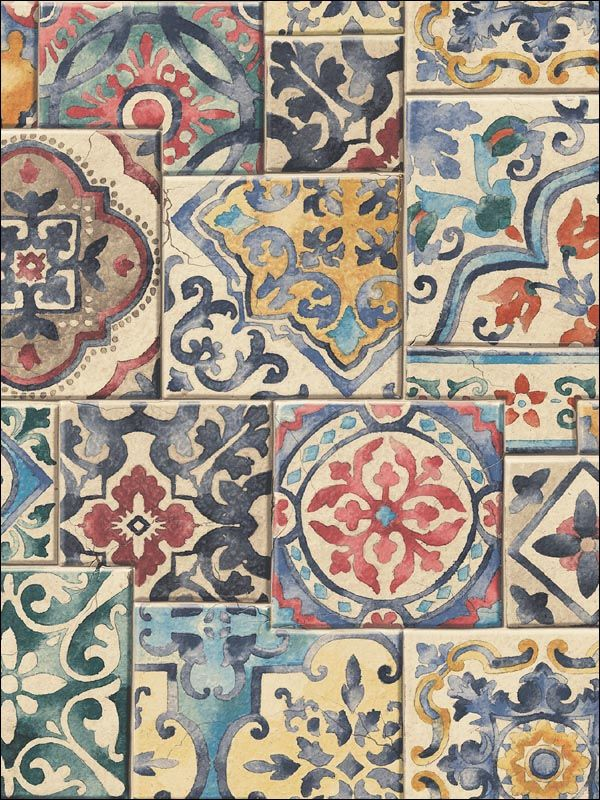 wallpaperstogo.com WTG-146491 A Street Prints Contemporary Wallpaper