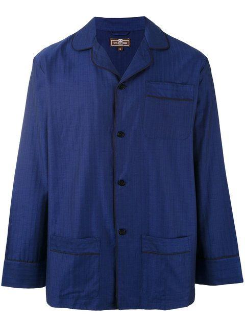 OTIS BATTERBEE Herringbone pyjama set. #otisbatterbee #cloth #세트