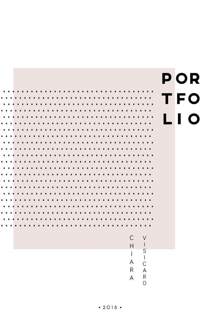 Chiara Visicaro | Architecture Portfolio 2016