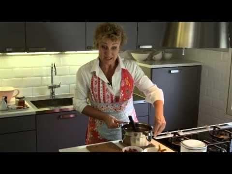 Ihanat karamellisoidut hedelmät itse tehden, oi nam! ▶ Karamellisoidut hedelmät - YouTube